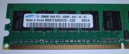SC430 SAMSUNGメモリ