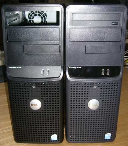 PowerEdge SC430とSC440