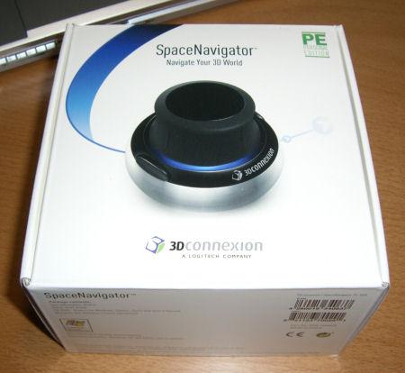 SpaceNavigator PE